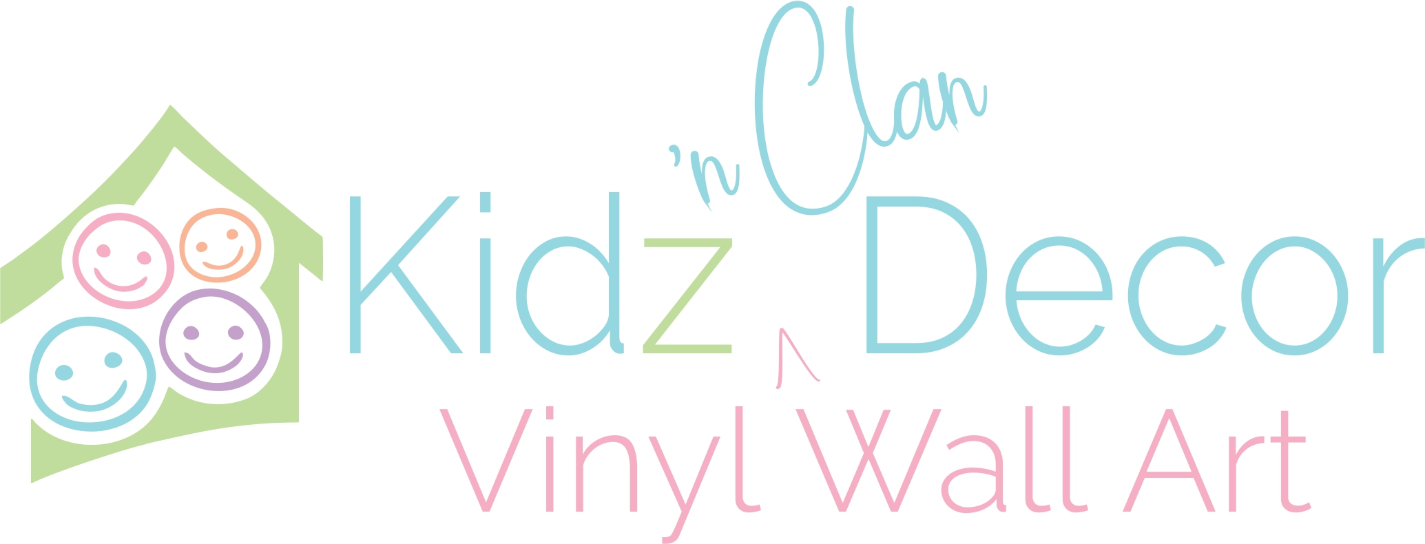 Kidz 'n Clan Decor Wall Stickers